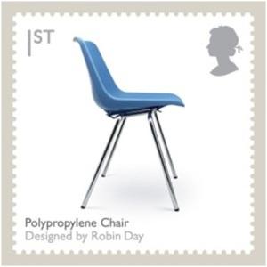 Robin Day's Polypropylene Chair