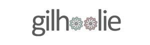 Gilhoolie logo white background