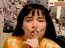 Bjork - It's oh so quiet