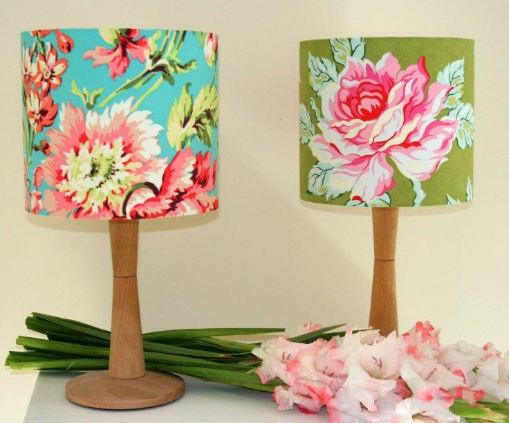 flowerpower lampshades