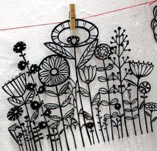 Heather Moore paper cut