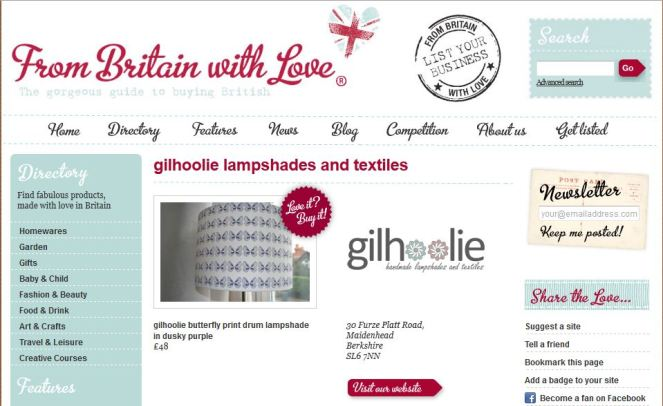 gilhoolie on frombritainwithlove