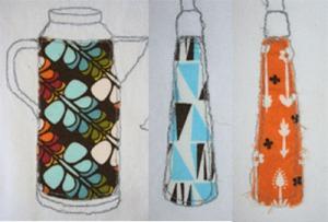 gilhoolie tea-towel montage
