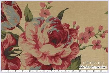 Lecien antique rose