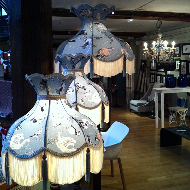 Inspiration at liberty london gilhoolie traditional lampshades mozeypictures Image collections