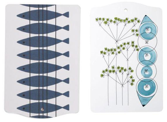 New House Textiles chopping boards