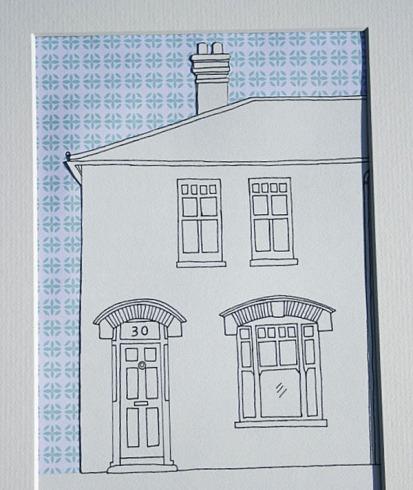 gilhoole house portrait