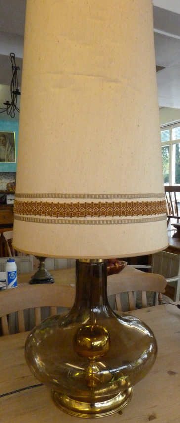 Seventies lampshade