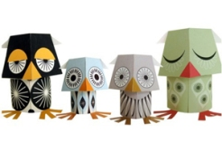 Mibo paper animals