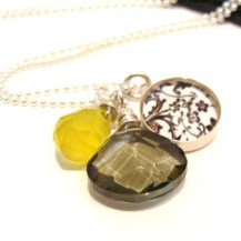 Ellen Adair necklace on folksy