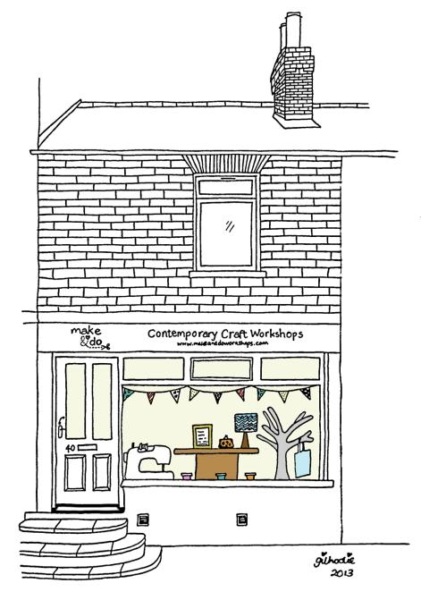 Make & Do Workshops in Caversham, Reading