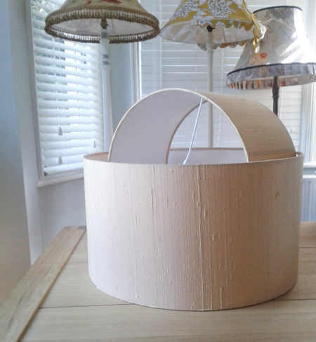 Back to lampshades :-)
