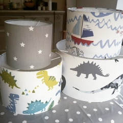 Kids lampshades