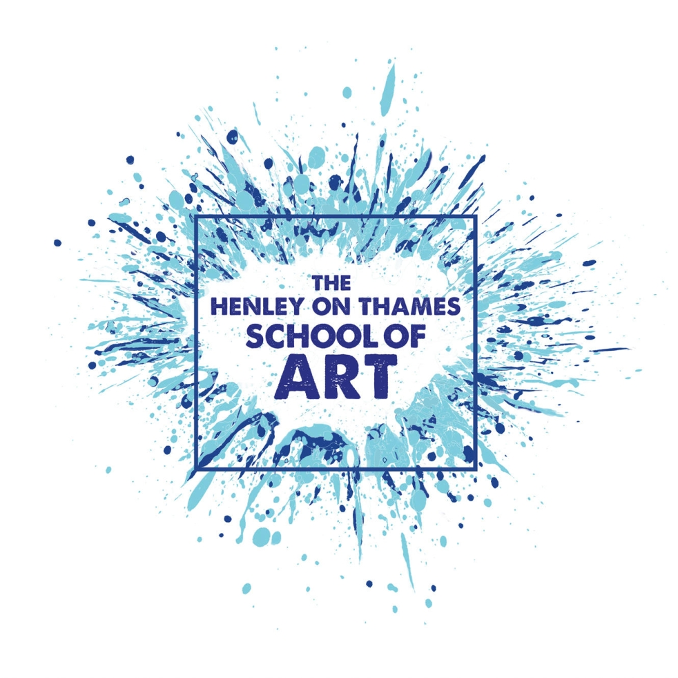 Henely on Thames School of Art logo