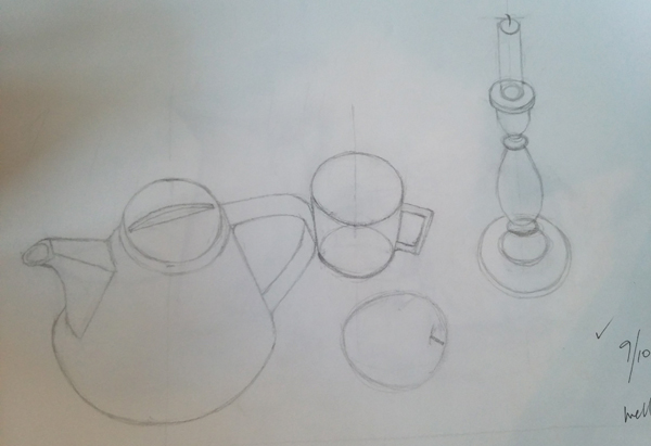 teapot-drawing