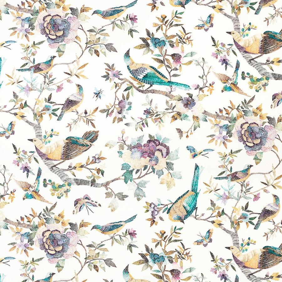 Botanical Print Nina Campbell Perdana
