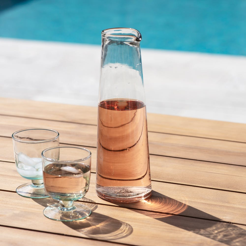 Wine carafe from Garden Trading